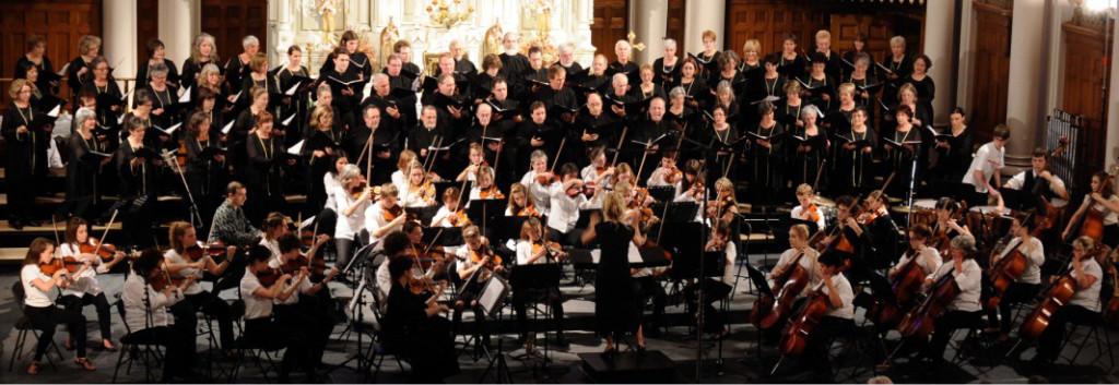 Concerts - Concert avec le Chœur de la Montagne - Académie de musique Archets & Compagnie