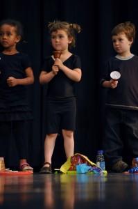 Éveil musical - Académie de musique Archets & Compagnie
