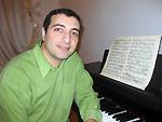 Khatchatur Ghazaryan - Académie de musique Archets & Compagnie