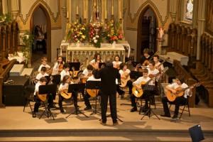 Les Orchestres de guitare - Académie de musique Archets & Compagnie