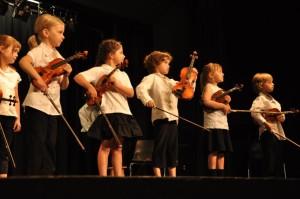 Camp musical - Académie de musique Archets & Compagnie