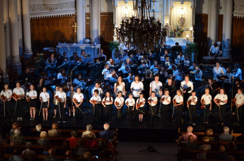 Concert Gala 2016 - Académie de musique Archets & Compagnie