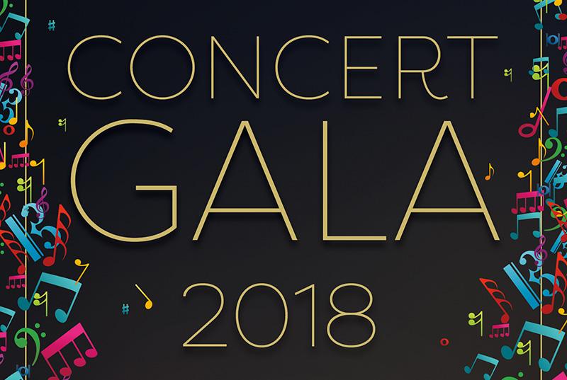 Le concert gala 2018