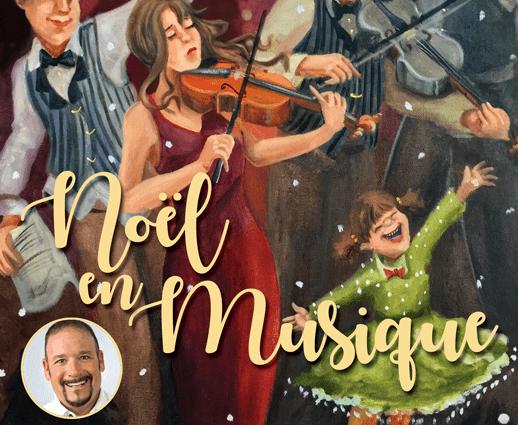Grand concert de Noël de l'Académie Archets & Compagnie