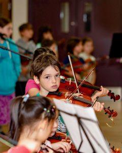 Cours d'ensemble - Académie de musique Archets & Compagnie